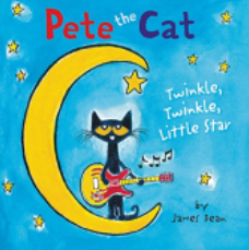 Pete Cat Star